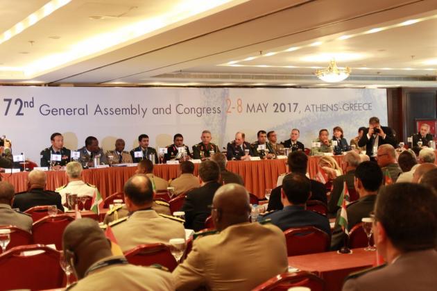 Υπαρχηγός ΓΕΕΘΑ: Η αντιμετώπιση των σύγχρονων προκλήσεων ασφαλείας, απαιτεί κοινή προσπάθεια
