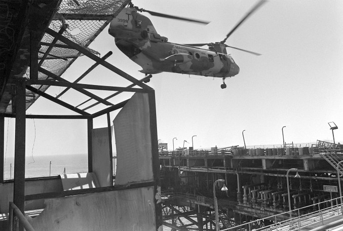 Operation Praying Mantis: Η τεράστια και υποτιμημένη ναυμαχία του Ψυχρού Πολέμου [pics,vid]