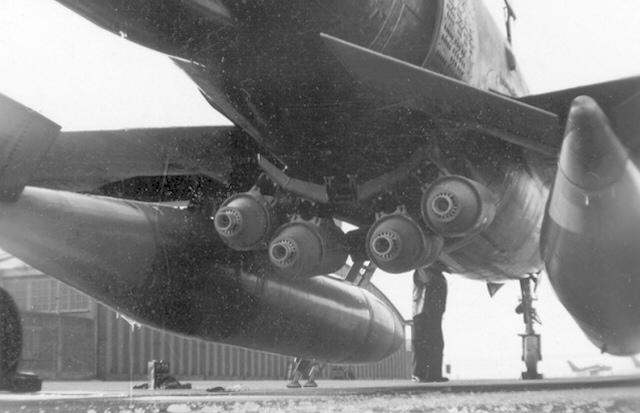 F-84F: Τα «πυρηνικά» μαχητικά των Μοιρών Κρούσης της ΠΑ - ΦΩΤΟ