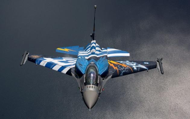 F-16 Viper στην Ελλάδα: Σε αναμμένα κάρβουνα η Άγκυρα - ΦΩΤΟ