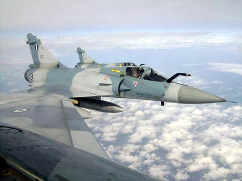 Οι Τούρκοι `ψάχνονται` για κρίση.Επαναφέρουν θέμα `κατάρριψης` τουρκικού F 16 από Mirage στο Αιγαίο