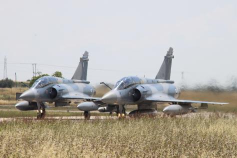 `Κατάρριψη` τουρκικού F 16 από ελληνικό Mirage 2000,`θυμήθηκαν` οι Τούρκοι!