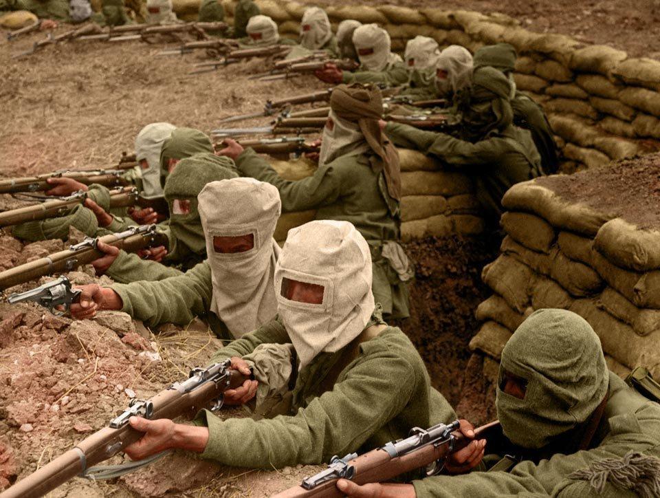 Περί πολέμου: ερωτήματα δίχως απαντήσεις