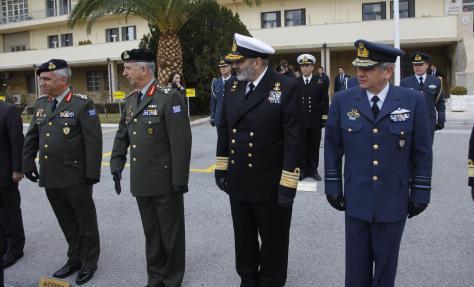 Σύσκεψη `στρατηγών` στο ΓΕΕΘΑ. Γιατί συγκεντρώθηκαν οι Αρχηγοί