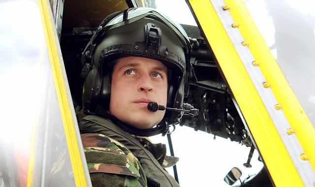 prince william helicopter Βρετανία: Θανάτωσαν τα σκυλιά του Ουίλλιαμ στην RAF