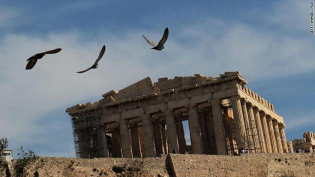 Χιλιάδες χρόνια,εκατοντάδες σεισμοί και όμως ο Παρθενώνας δεν πέφτει.Γιατί;