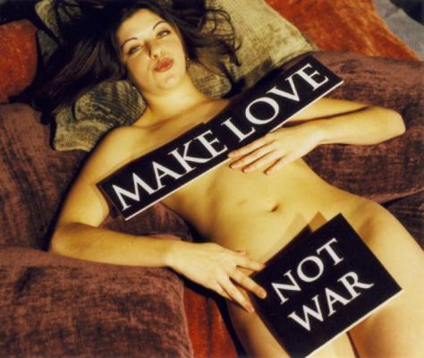 `Στοπ στο σεξ για να σταματήσει ο πόλεμος`.Σύγγχρονη Λυσιστράτη στη Δ.Αφρική!