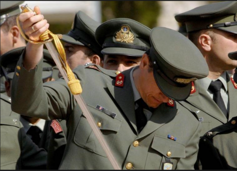 `Η τραγωδία να είσαι στρατιωτικός στην Ελλάδα`!Ένας αξιωματικός την περιγράφει επώνυμα