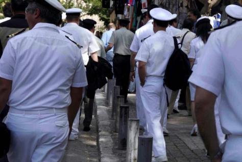 Τετάρτη 12 Σεπτεμβρίου. Οι στρατιωτικοί βγαίνουν στο δρόμο. Ποιοι θα συμμετέχουν
