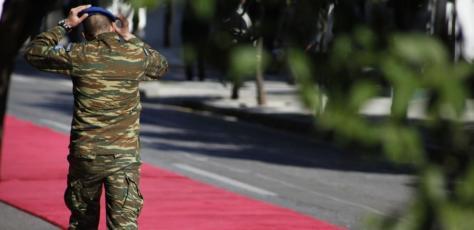 Ετοιμάζεται μεγάλη κινητοποίηση στρατιωτικών ενάντια στις `επεμβάσεις της τρόϊκας στην Άμυνα`