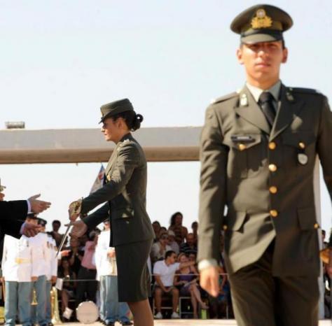 Θύελλα για το γένος και την εισαγωγή στις στρατιωτικές σχολές