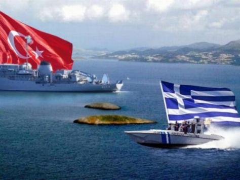 Πως η Τουρκία ζητά να...κατέβει η ελληνική σημαία από νησιά μας!
