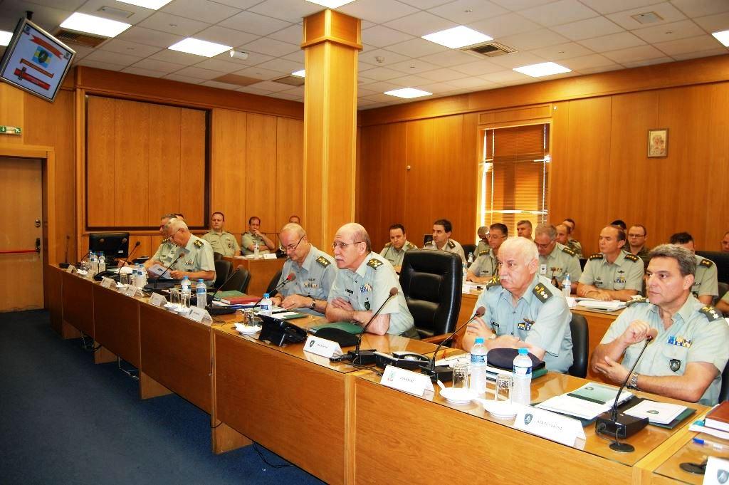 Ο Α/ΓΕΣ στην ετήσια Σύσκεψη Διοικητικής Μέριμνας στην ΑΣΔΥΣ
