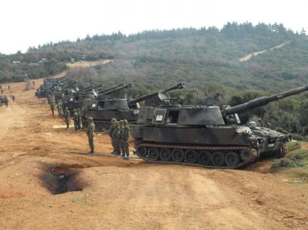 """Α/ΓΕΣ: Υπερήφανοι και για την 7η Μηχανοκίνητη Ταξιαρχία """"Σαραντάπορος"""