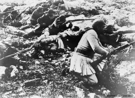 Πως ένας λοχίας μας αιχμαλώτισε ολόκληρη τουρκική πυροβολαρχία! Αφιέρωμα στο 1912-13