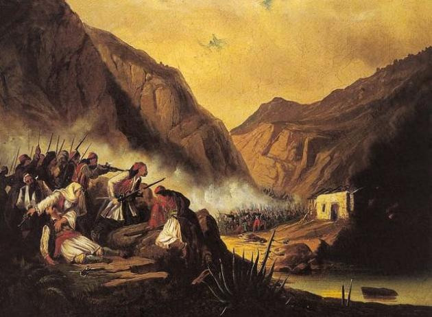 H Mάχη στα Δερβενάκια: Πως ο Κολοκοτρώνης νίκησε τον Δράμαλη