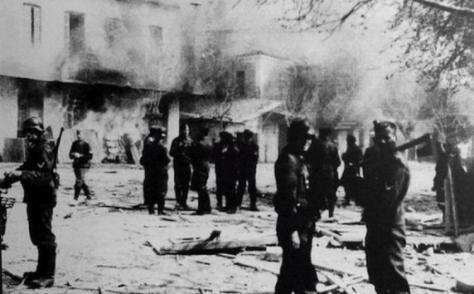 Γερμανία: `Αποζημιώσεις στην Ελλάδα δεν δίνουμε,για όσα έγιναν στη κατοχή`