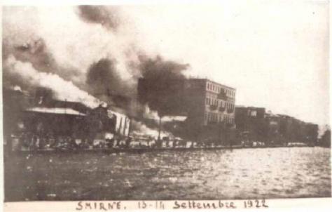 Η Ρεπούση ...έχει συνέχεια! Έλληνας ιστορικός αμφισβητεί ότι οι Τούρκοι έκαψαν τη Σμύρνη