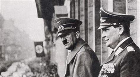 Απίστευτο! Ο ανηψιός του Χίτλερ ,Πάτρικ ζητούσε απεγνωσμένα να πολεμήσει εναντίον των ναζί!