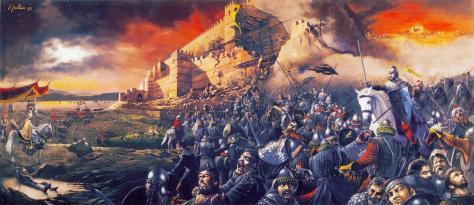 Η πτώση της Πόλης που φώτισε όλη τη Δύση! ΒΙΝΤΕΟ