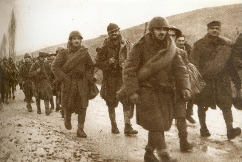 28η Οκτωβρίου 1940: Ο ελληνοϊταλικός πόλεμος μέσα από ιστορικές φωτογραφίες