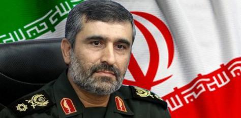 Αρχηγός Αεροπορίας Ιράν : `Μ' ένα πύραυλο καταστρέφουμε το ραντάρ των Τούρκων στη Μαλάτια`