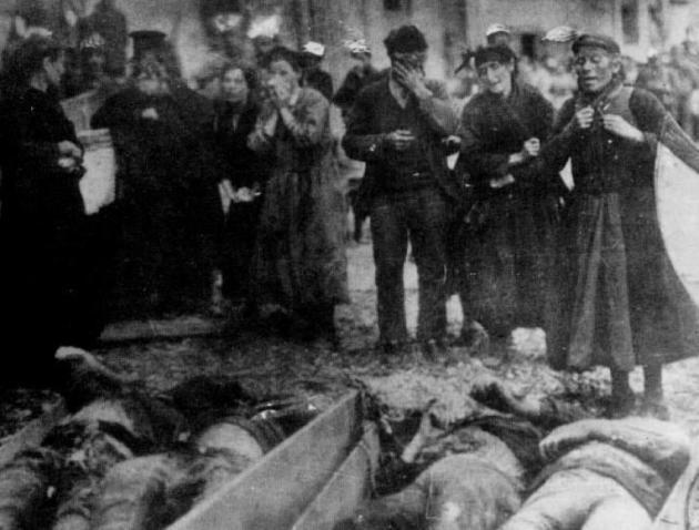 Δεν ήταν μόνο η Σμύρνη. Οι τουρκικές σφαγές σε αριθμούς....