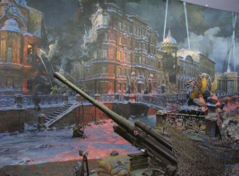 872 ημέρες ο θάνατος χόρευε στο Λένινγκραντ.