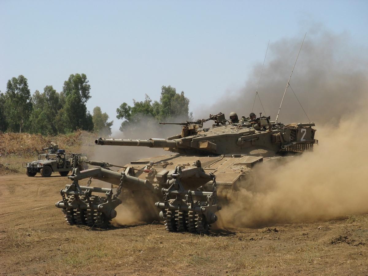 IDF: Δείτε το Merkava IV windbreaker, το απόλυτο tank του Ισραήλ - ΒΙΝΤΕΟ - ΦΩΤΟ
