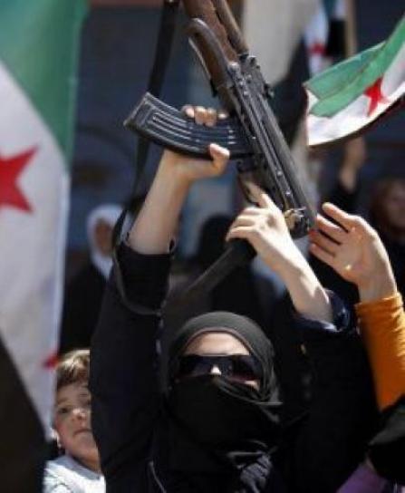Αγριότητες αντικαθεστωτικών στη Συρία.Εκτέλεσαν παρουσιαστή της κρατικής τηλεόρασης