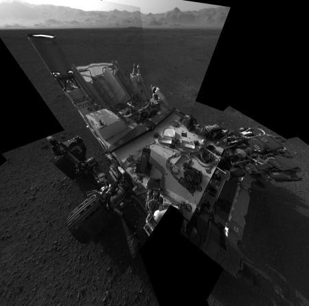 ΝΑΣΑ:Tα πρώτα στάδια της αποστολής του Curiosity.ΦΩΤΟ.
