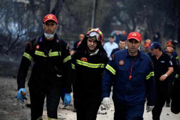 Φωτιά στην Αττική: Ζητούνται εθελοντές για τη στήριξη των πληγέντων στο Μάτι