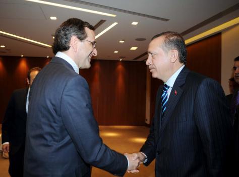 Για συνάντηση Σαμαρά-Ερντογάν,μιλούν οι Τούρκοι