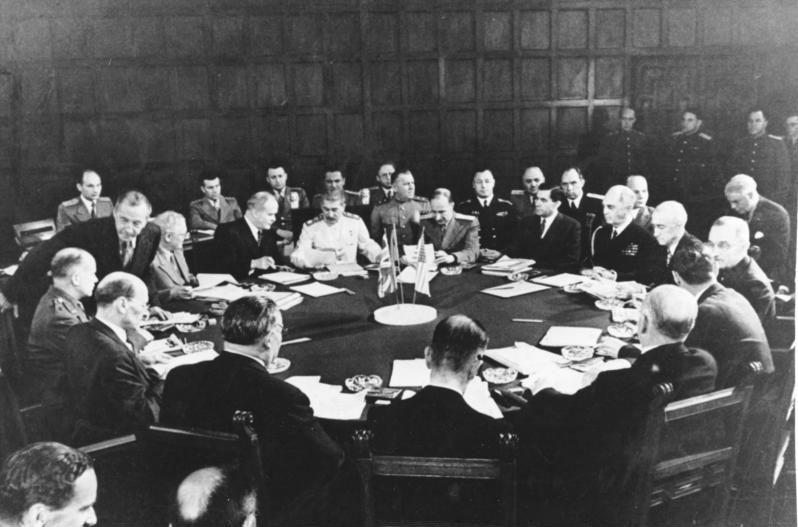 17 Ιουλίου: Η Συνδιάσκεψη του Πότσνταμ - ΒΙΝΤΕΟ, ΦΩΤΟ