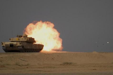 Άρματα μάχης Abrams. Μια υπόθεση που εξελίσσεται σε `πολιτικό σκάνδαλο`