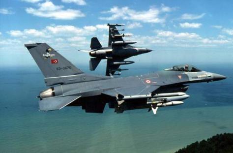 """Πολεμική Αεροπορία προς Τουρκία:""""Μαζέψτε τα αεροσκάφη σας ,θα καταρριφθούν...κατά λάθος"""""""
