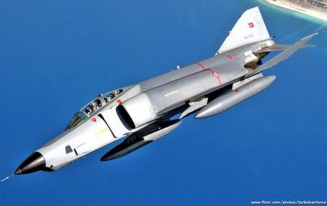 `Το Ισραήλ με `ηλεκτρονική παρεμβολή` έριξε το RF4`, λένε τώρα οι Τούρκοι!