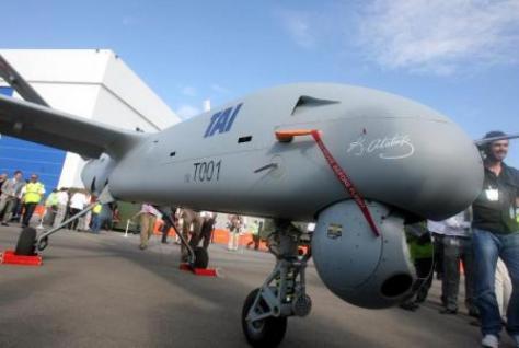 Συνετρίβη τουρκικό μη επανδρωμένο αεροσκάφος