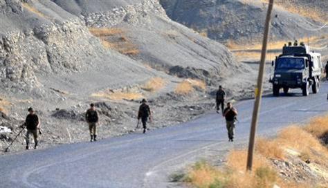 Επίθεση PKK σε στρατιωτική φάλαγγα στη ν.α.Τουρκία.