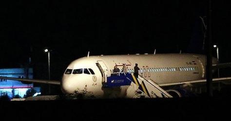 `Γκάφα`των Τούρκων με τα `όπλα` στο αεροσκάφος της Συρίας;