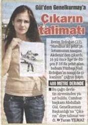 Oı Toύρκοι θα ψάξουν τον πιλότο στο Αιγαίο.