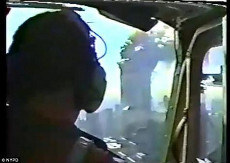 Ο εφιάλτης του πληρώματος ελικοπτέρου την ώρα που έπεφταν οι Δίδυμοι Πύργοι-συγκλονιστικό βίντεο