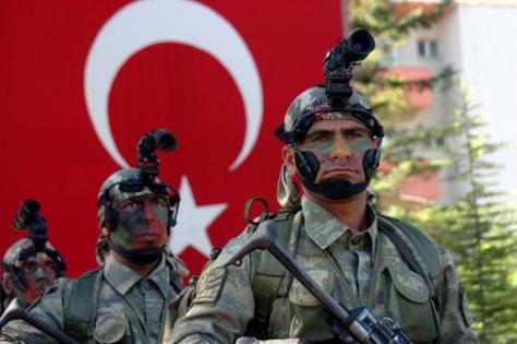 Toυρκία: Διαταγή στο στρατό για  επέμβαση στη Συρία.Επικίνδυνη κλιμάκωση!