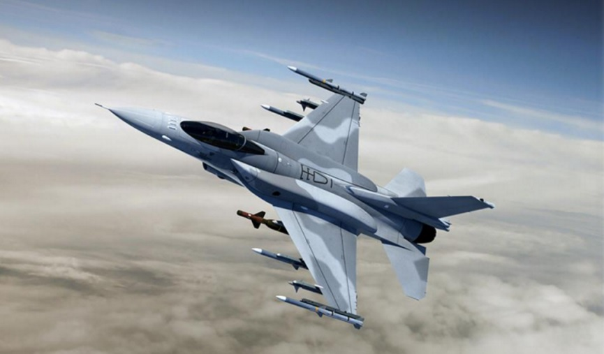 "F-16: Τα χαρακτηριστικά της ""Οχιάς"" που αποκτά η Πολεμική Αεροπορία"
