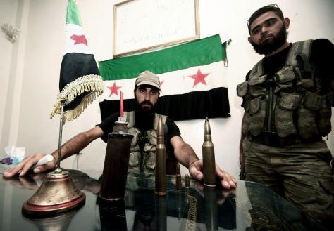 Ελλάδα-Τουρκία  και η κρίση της Συρίας.Ανάλυση
