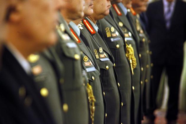 Κόμμα στρατιωτικών
