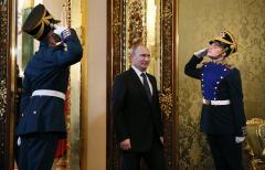 Ο Πούτιν ισχυρότερος άνθρωπος του πλανήτη - Ακολουθεί ο Ομπάμα