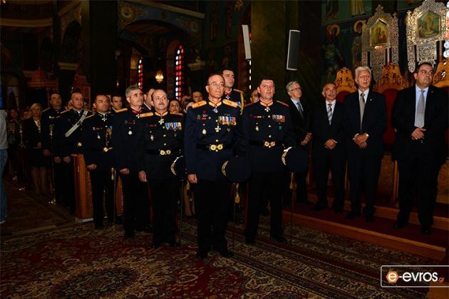 Έβρος: Μεγαλοπρεπής η γιορτή των Ενόπλων Δυνάμεων