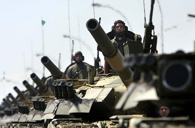 Έτοιμη η ρωσία για στρατιωτική