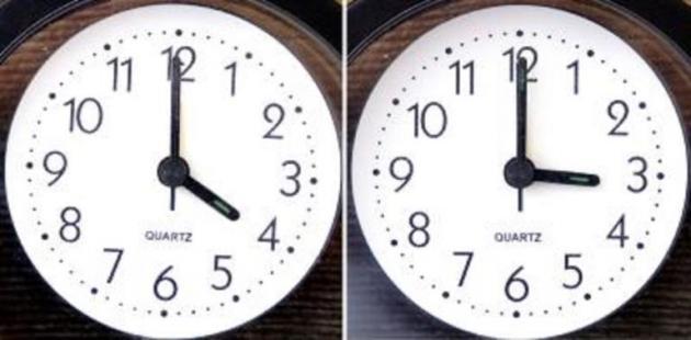 Αλλαγή ώρας 2018  Μην ξεχάσετε να γυρίσετε τα ρολόγια σας μια ώρα πίσω 9cb0d2be102